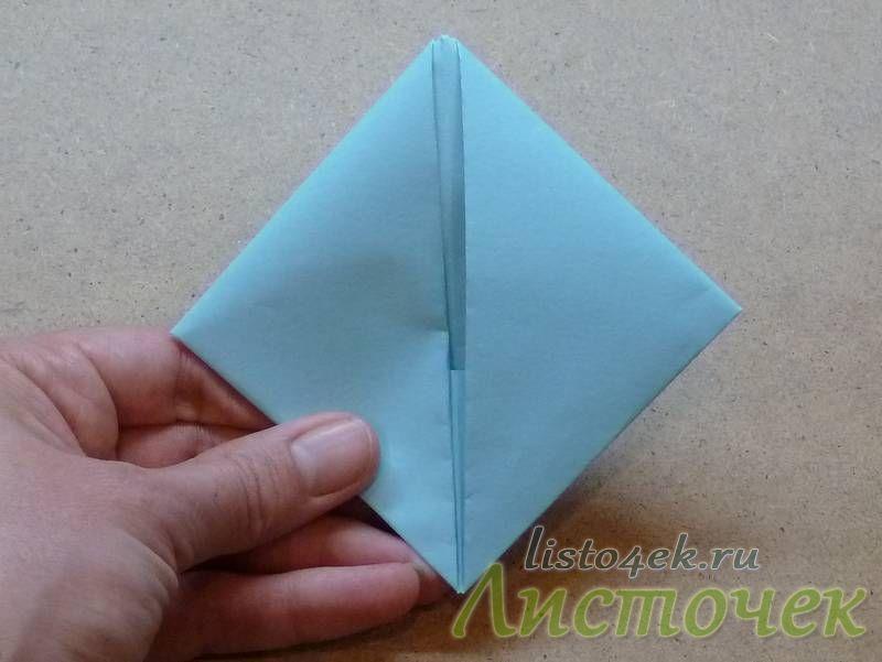 Как сделать сердце закладку из бумаги
