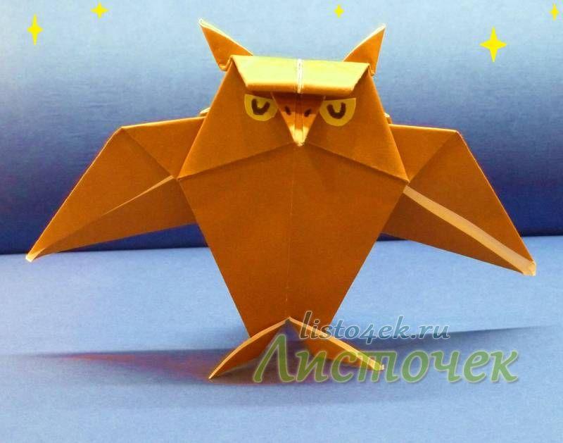 моделей и схем оригами