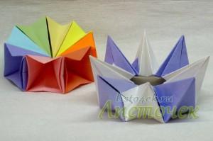 Как сделать динамичную игрушку из бумаги
