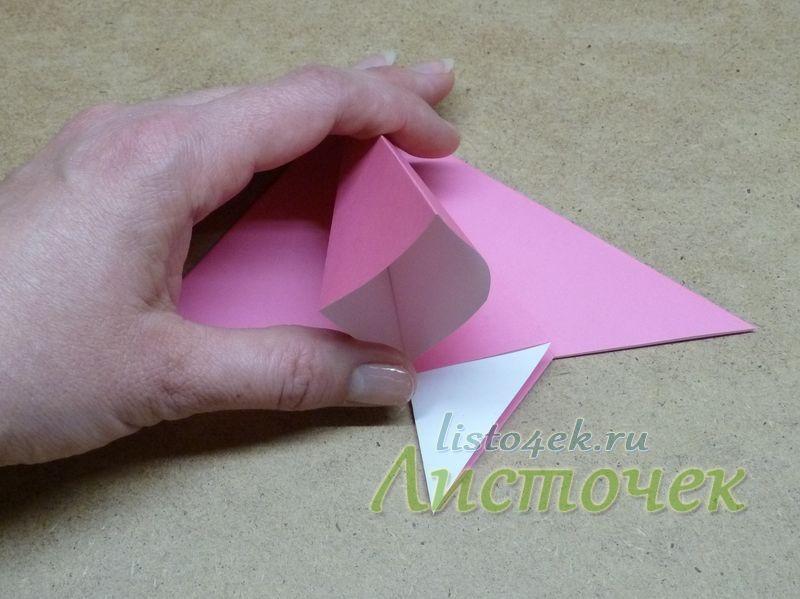 Раскрываем треугольник