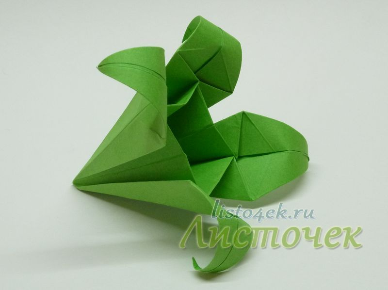 (зеленый модуль) для лилии