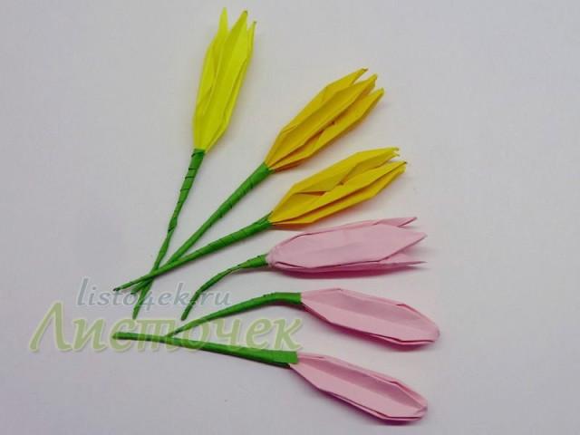 Тычинки и бутоны для лилии