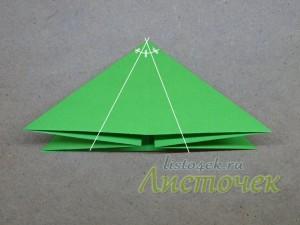Как разделить угол на три равные части