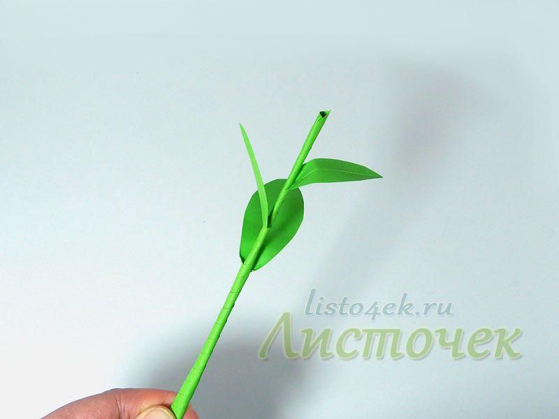 Стебель для цветка
